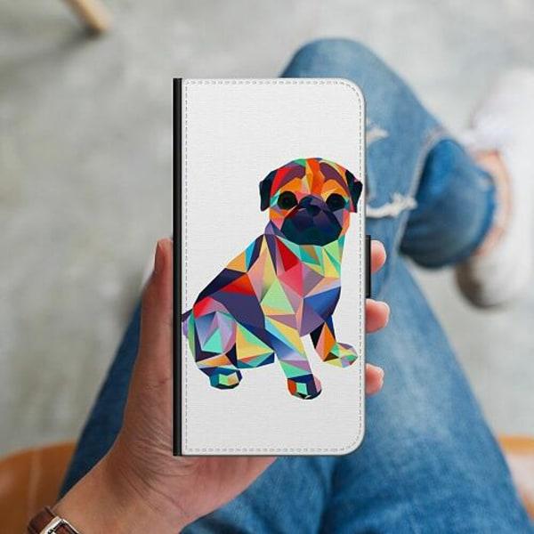 Huawei Y6s (2019) Plånboksskal Pug