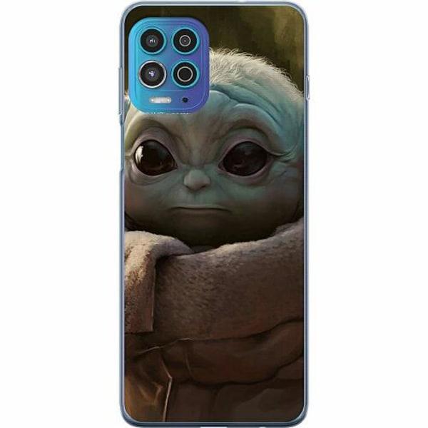 Motorola Moto G100 TPU Mobilskal Baby Yoda
