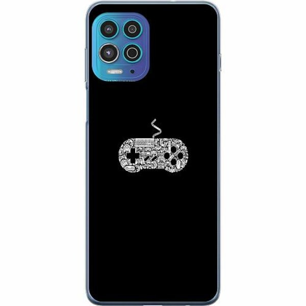 Motorola Moto G100 TPU Mobilskal Games