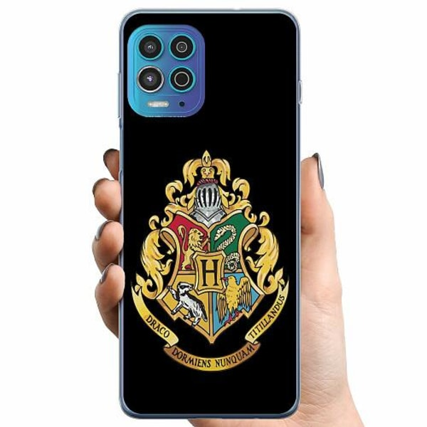 Motorola Moto G100 TPU Mobilskal Harry Potter