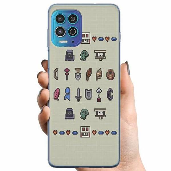 Motorola Moto G100 TPU Mobilskal Zelda