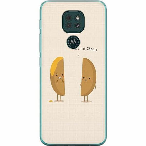 Motorola Moto G9 Play Thin Case Cheesy