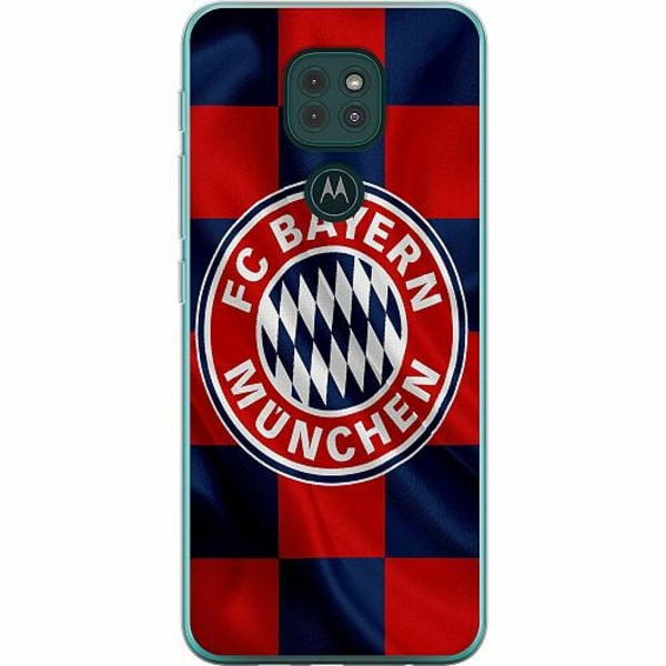 Motorola Moto G9 Play Thin Case FC Bayern München