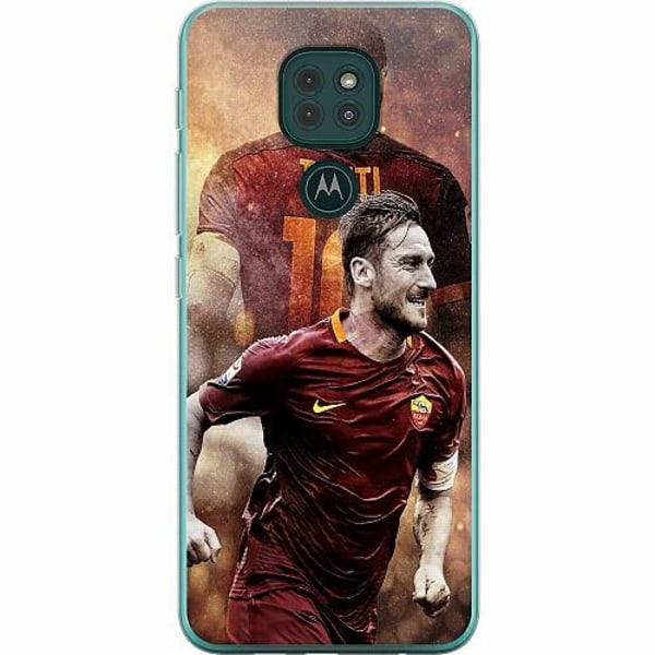 Motorola Moto G9 Play Thin Case Francesco Totti