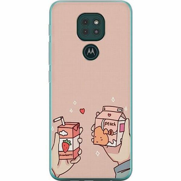 Motorola Moto G9 Play Thin Case Kawaii