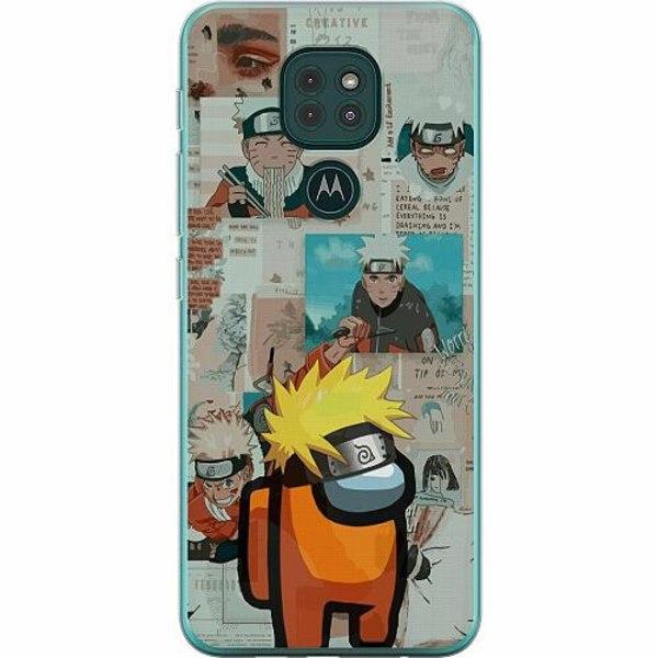 Motorola Moto G9 Play Thin Case Naruto
