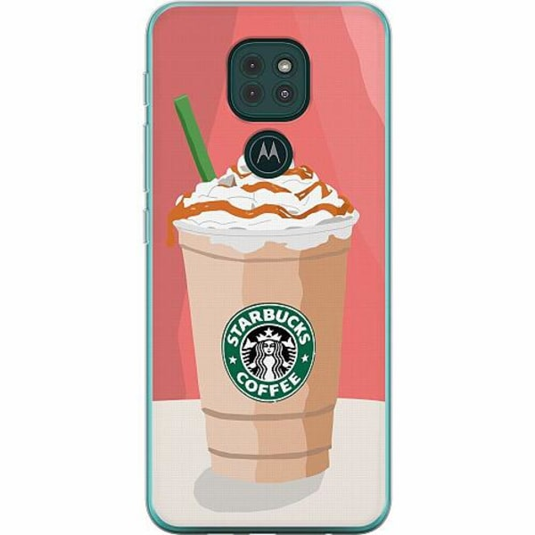 Motorola Moto G9 Play Thin Case Starbucks
