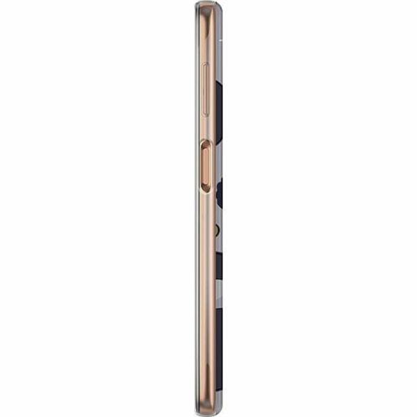 Motorola Moto G9 Plus Mjukt skal - Among Us