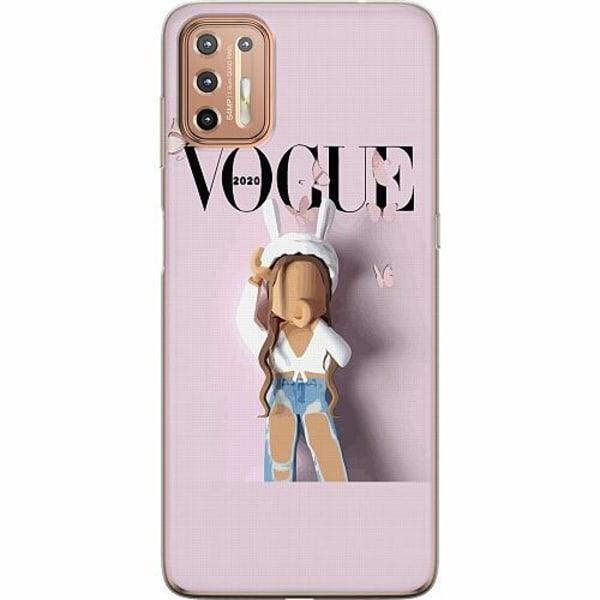 Motorola Moto G9 Plus Mjukt skal - Roblox Vogue