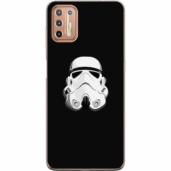 Motorola Moto G9 Plus Mjukt skal - Star Wars
