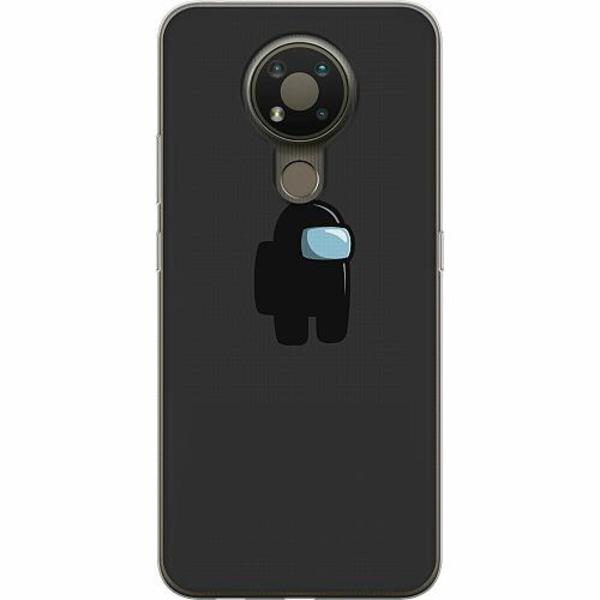 Nokia 3.4 TPU Mobilskal Among Us