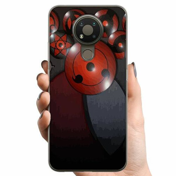 Nokia 3.4 TPU Mobilskal Naruto