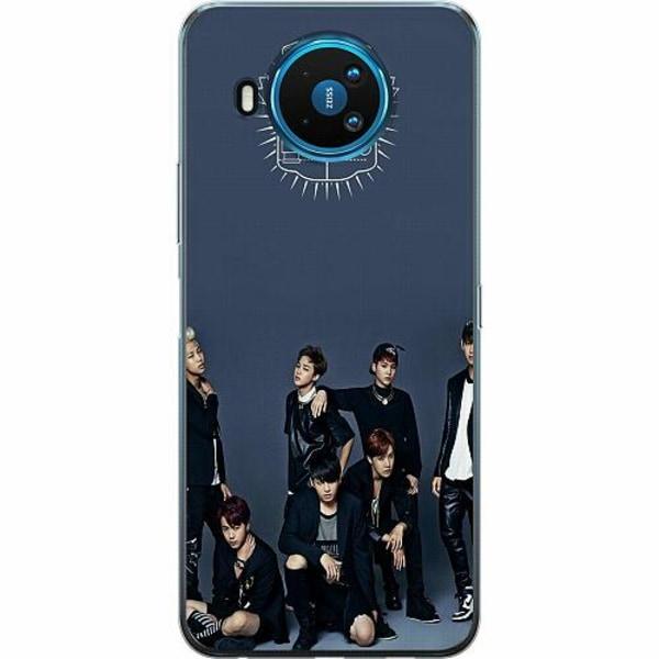 Nokia 8.3 TPU Mobilskal K-POP BTS