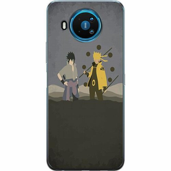 Nokia 8.3 TPU Mobilskal Naruto
