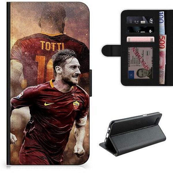 Samsung Galaxy S10 Plus Lyxigt Fodral Francesco Totti