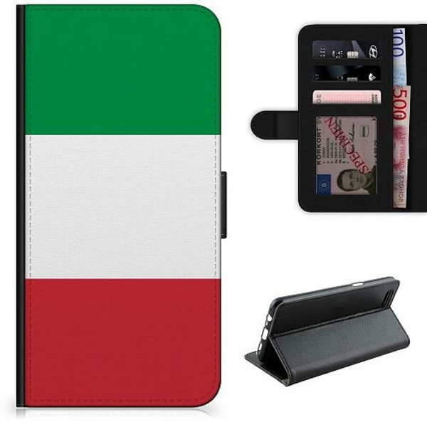 Samsung Galaxy A20e Lyxigt Fodral Italien / Italy