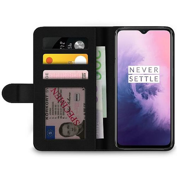 OnePlus 7 Wallet Case AR>T