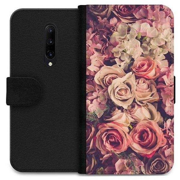 OnePlus 7 Pro Wallet Case Romantic