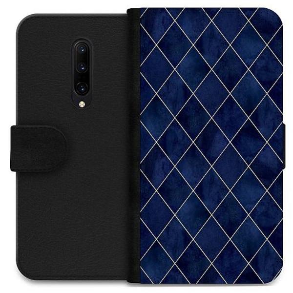 OnePlus 7 Pro Wallet Case Yale