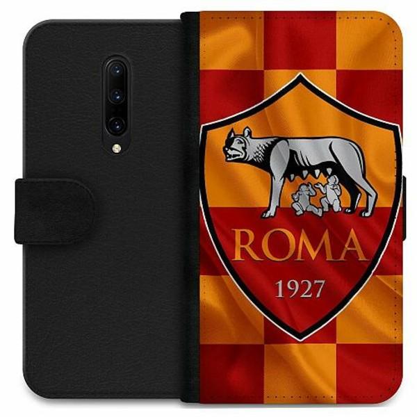 OnePlus 7 Pro Wallet Case AS Roma
