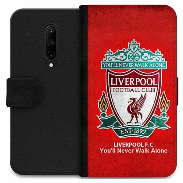 OnePlus 7 Pro Wallet Case Liverpool