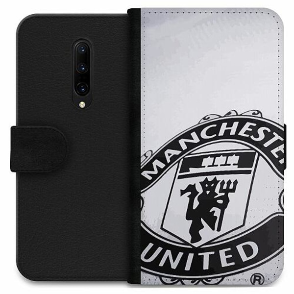 OnePlus 7 Pro Wallet Case Manchester United FC