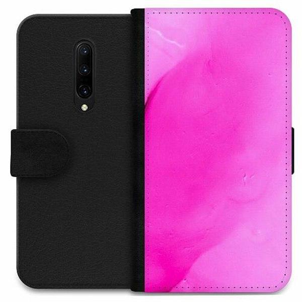 OnePlus 7 Pro Wallet Case Pinksknip