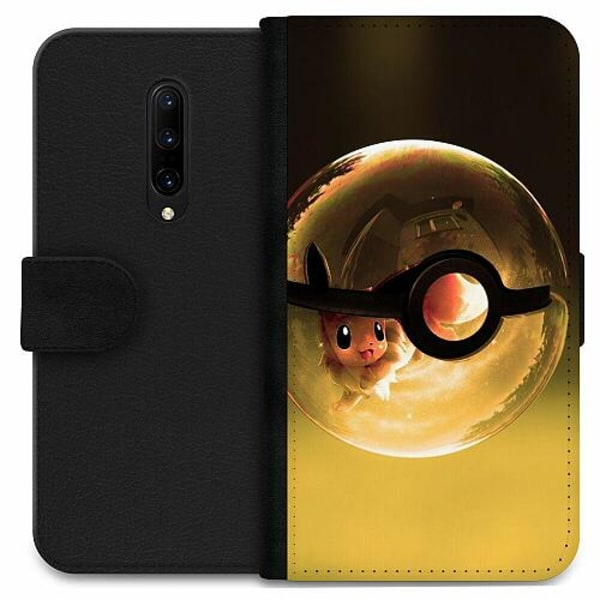 OnePlus 7 Pro Wallet Case Pokemon