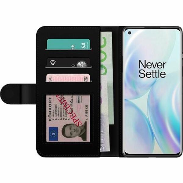 OnePlus 8 Billigt Fodral Mönster
