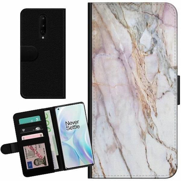 OnePlus 8 Billigt Fodral Marmor