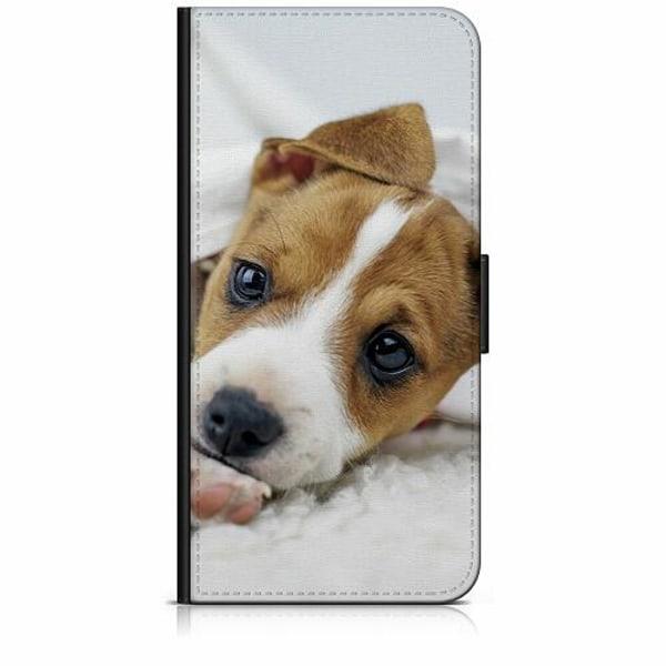 Samsung Galaxy Note 20 Ultra Plånboksfodral Cute Puppy