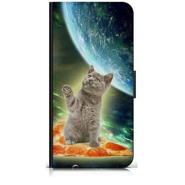 Samsung Galaxy Note 20 Ultra Plånboksfodral Flying Pizza