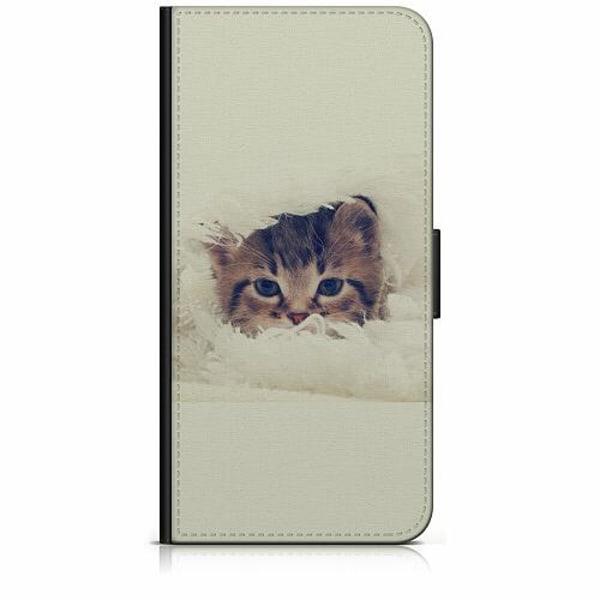 Samsung Galaxy Note 20 Ultra Plånboksfodral Grumpy Cat