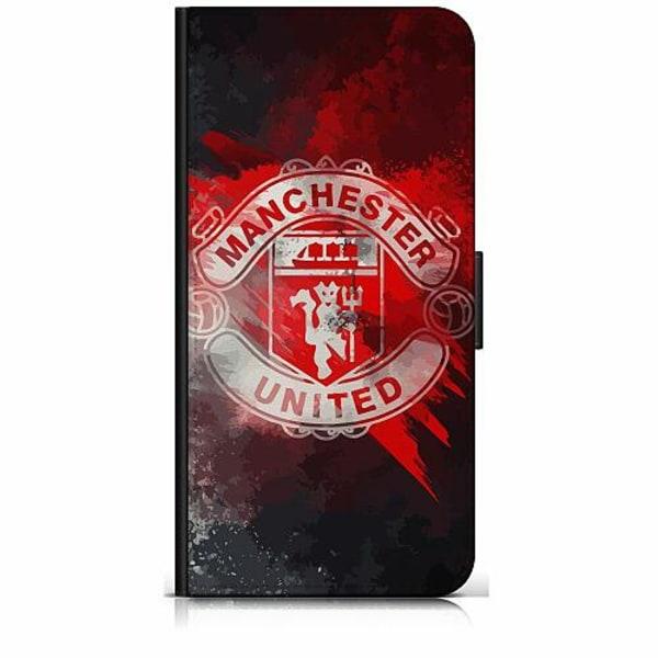 OnePlus 8 Pro Plånboksfodral Manchester United FC