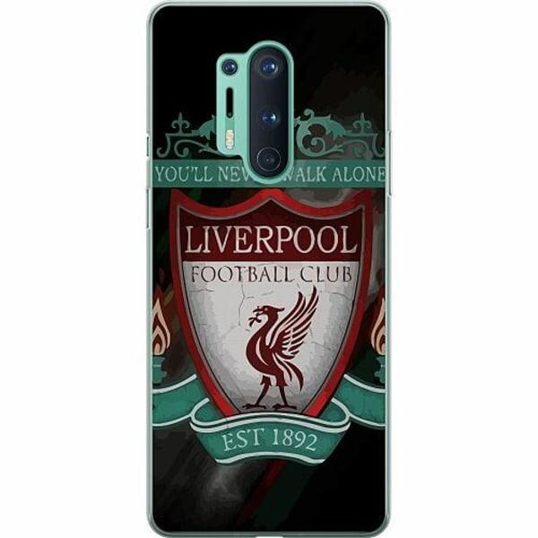 OnePlus 8 Pro Thin Case Liverpool L.F.C.