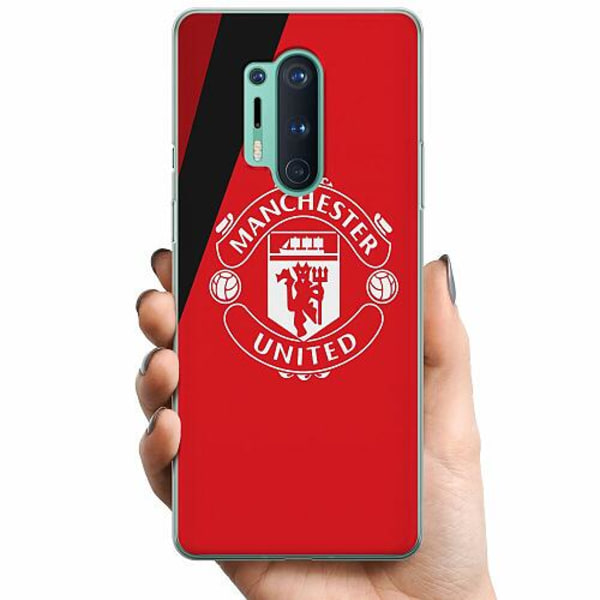 OnePlus 8 Pro TPU Mobilskal Manchester United FC