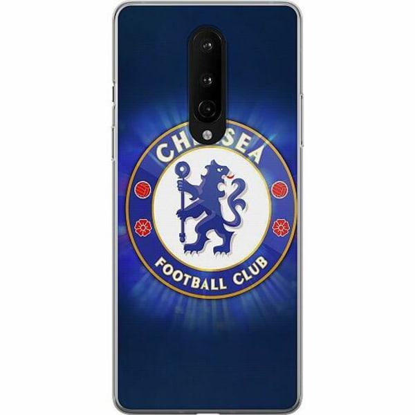 OnePlus 8 Mjukt skal - Chelsea Football