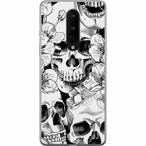 OnePlus 8 Mjukt skal - Döskalle