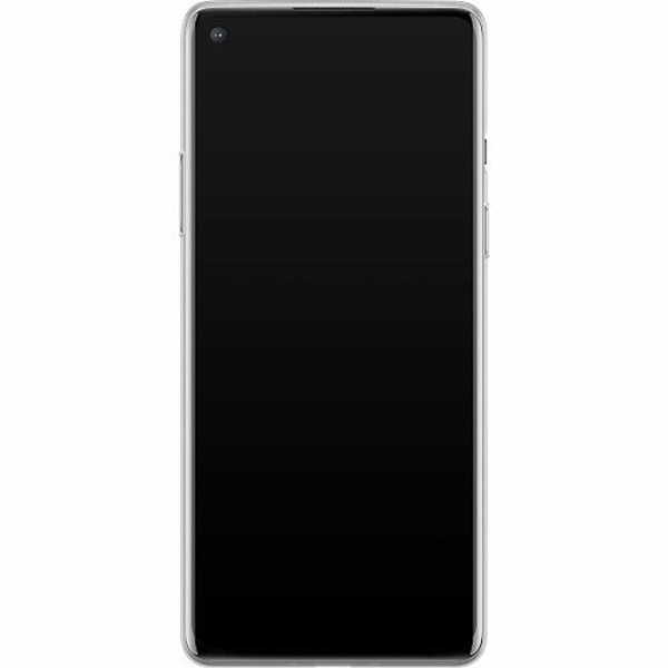 OnePlus 8 Mjukt skal - Neon Tiger