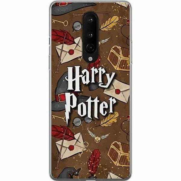 OnePlus 8 Mjukt skal - Harry Potter