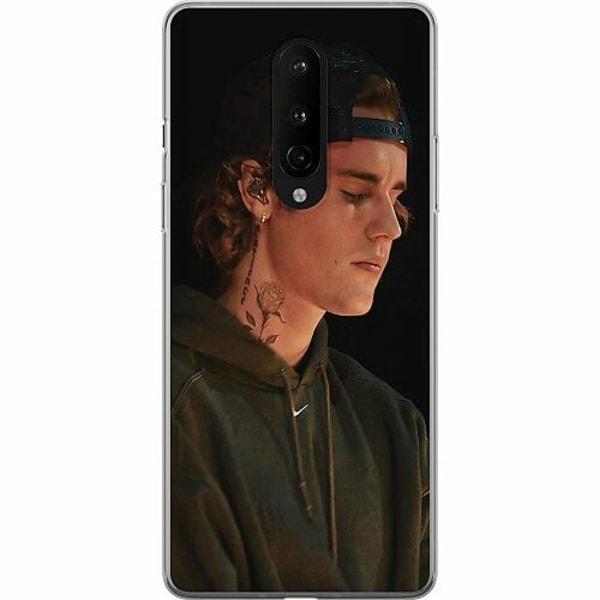 OnePlus 8 Mjukt skal - Justin Bieber 2021