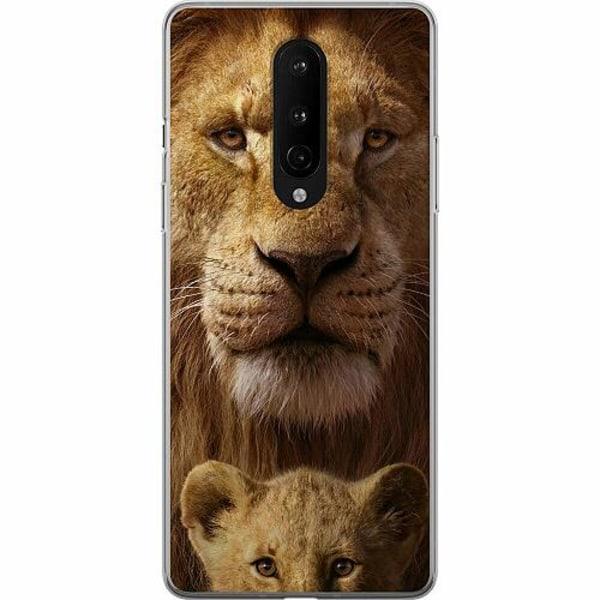 OnePlus 8 TPU Mobilskal Lejon