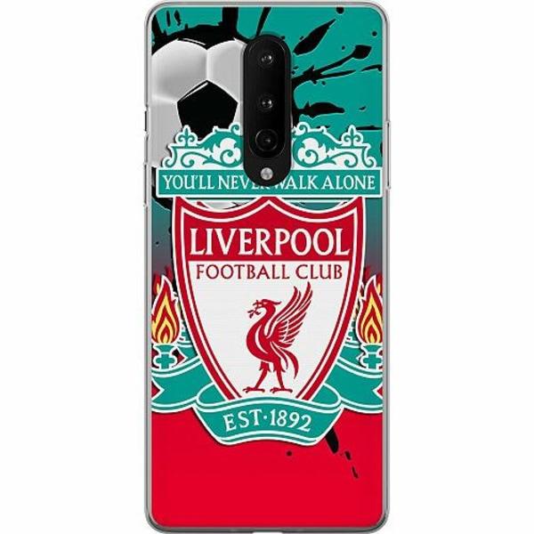 OnePlus 8 Mjukt skal - Liverpool