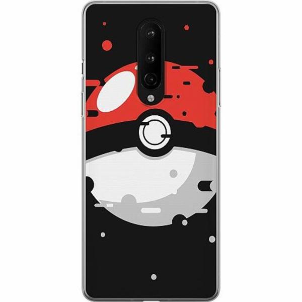 OnePlus 8 Mjukt skal - Pokemon
