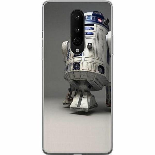 OnePlus 8 Mjukt skal - R2D2 Star Wars