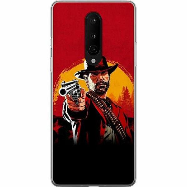 OnePlus 8 Mjukt skal - Red Dead Redemption 2