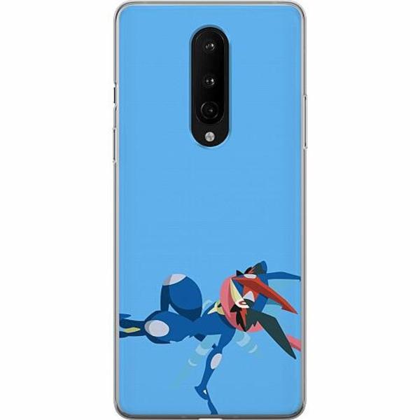 OnePlus 8 Mjukt skal - Pokémon - Greninja