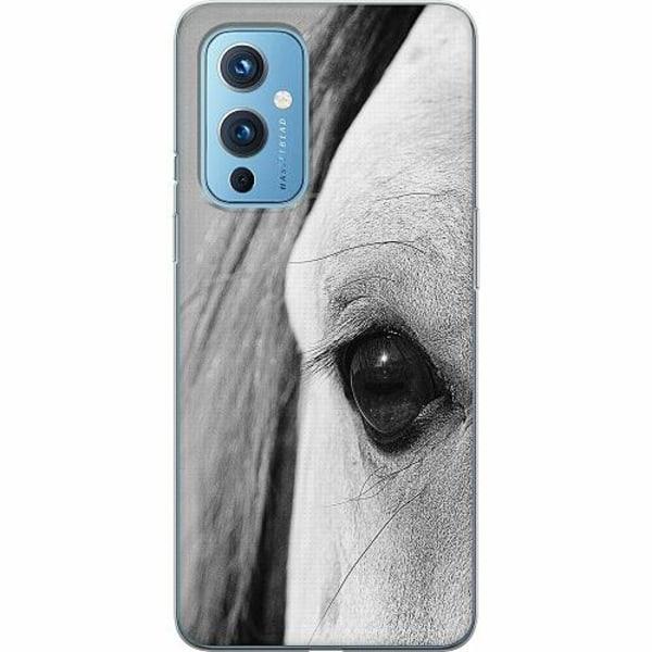 OnePlus 9 Thin Case Häst / Horse