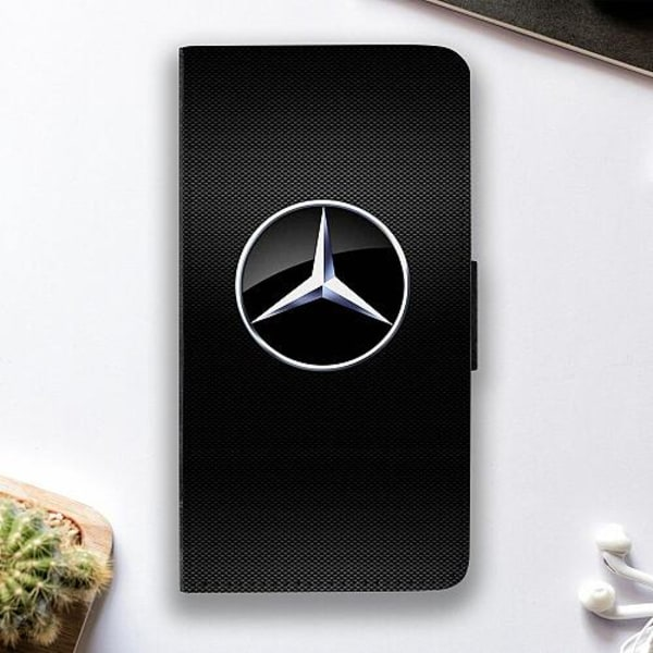 Huawei Y6 (2018) Fodralskal Mercedes