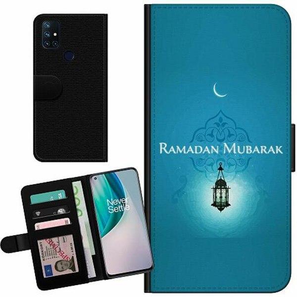 OnePlus Nord N10 Billigt Fodral Ramadan Mubarak
